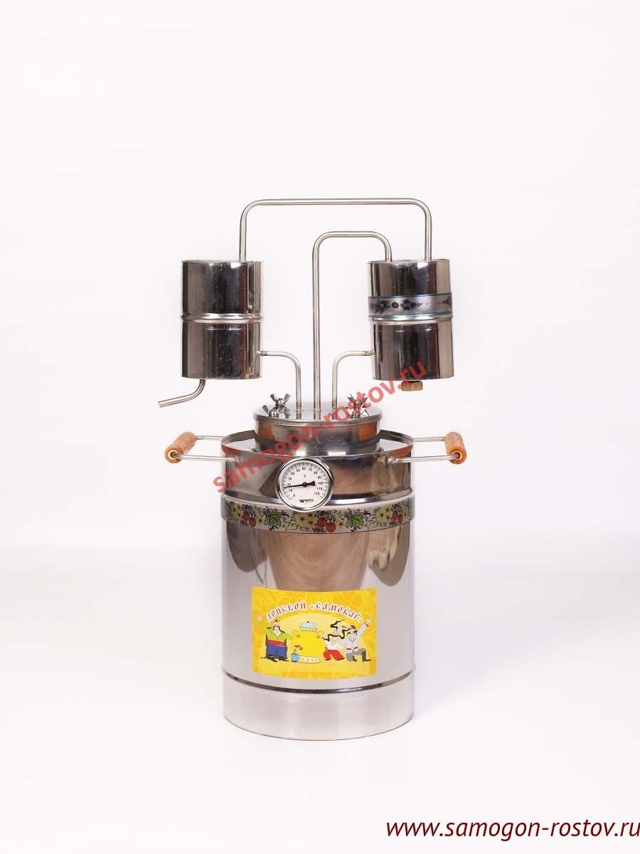Самогонный аппарат ростовский самовар для самогонного аппарата термометр